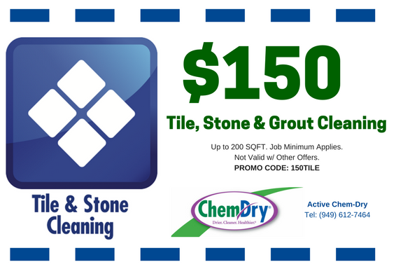 Carpet Cleaning Discounts & Specials by Active Chem-Dry