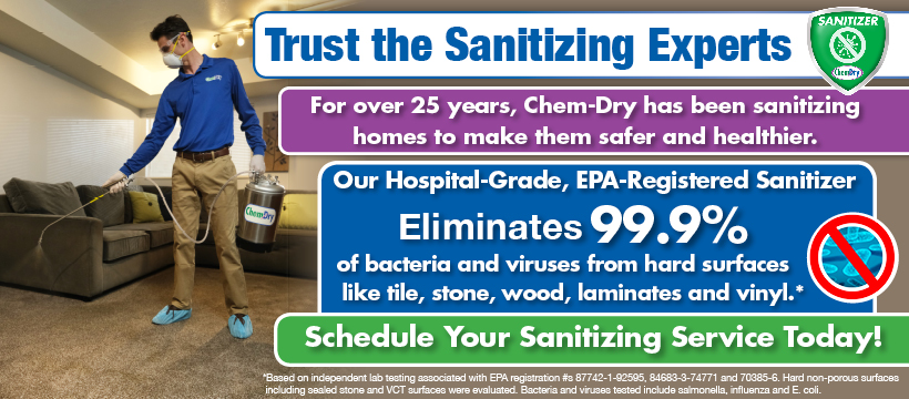 sanitizing service